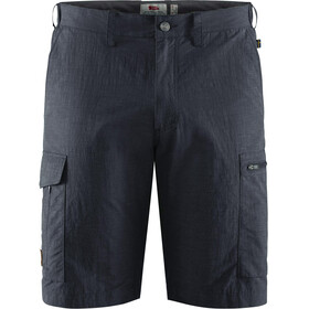 Fjällräven Travellers MT Shorts Hombre, dark navy